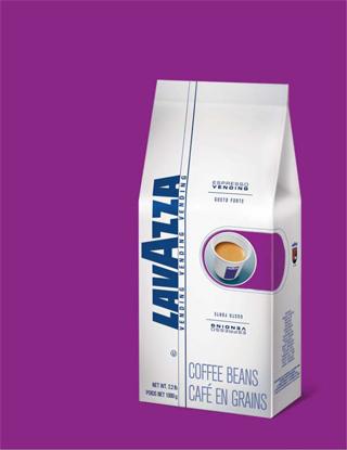 Línea Lavazza Café en grano