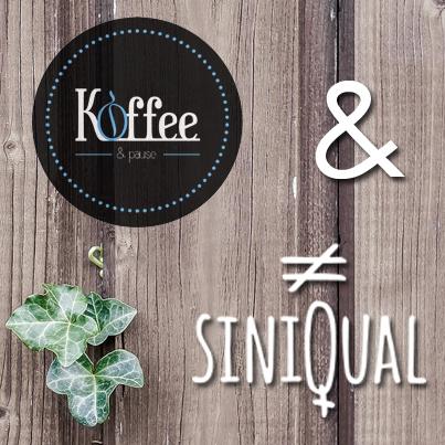 ¡Koffee & Siniqual se unen para ofrecerte el mejor servicio!