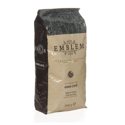 Café en grano emblem