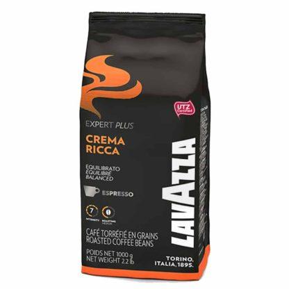 Café en Grano Lavazza Crema Ricca