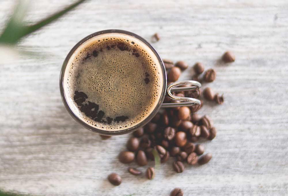 café de distintas procedencias